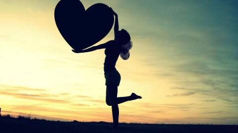 El corazón alberga la alegría
